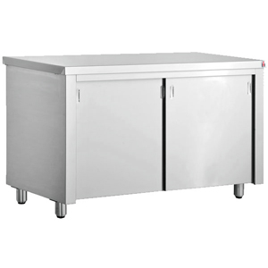 Inomak Stainless Steel Base Cupboard EG719 - 1900mm