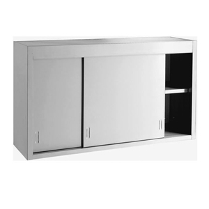 Inomak Stainless Steel Wall Cupboard ET314A - 1400mm