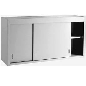Inomak Stainless Steel Wall Cupboard ET319A - 1900mm