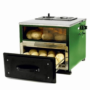 3 in 1 Baking Potato Station Green