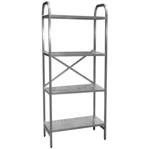 Inomak Stainless Steel Storage Racking SG48 - 850mm