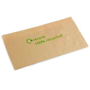 Swantex Recycled Novafold Napkins 32 x 30cm 1ply
