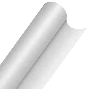 Swansilk Banqueting Roll White 120cm x 40m