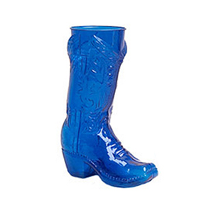 Plastic Drinking Boots 28oz / 800ml