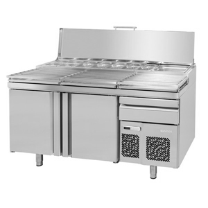 Infrico Pizza Counter MPL1740