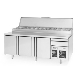 Infrico Pizza Counter MPL2300