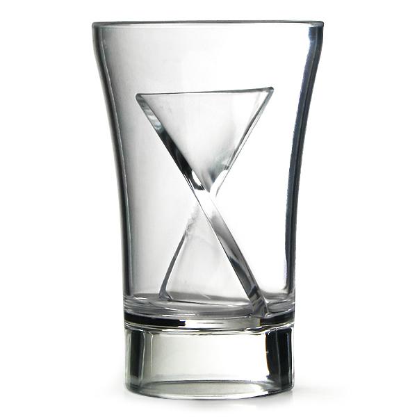 Econ Siptail Twister Shot Glasses 1oz 30ml Plastic