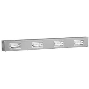 Inomak Quartz Heated Box for Heated Cupboards XWH14 - 1250mm