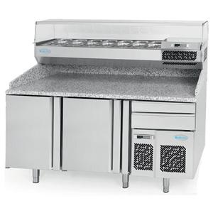 Infrico Granite Worktop Pizza Counter MP1740CRISTAL