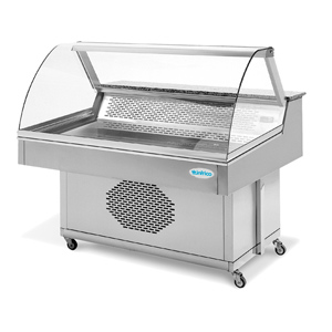 Infrico Fish Display VRP1300