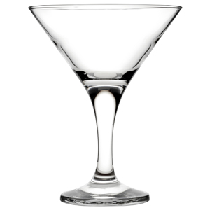 Bistro Martini Glasses 6.7oz / 190ml