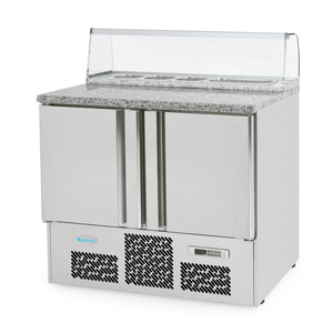 Infrico Compact Gastronorm Counter ME1000PIZZA