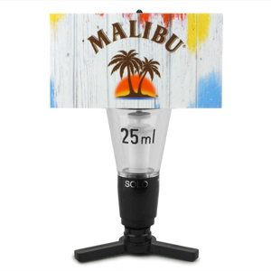 Malibu Pub Measure 25ml