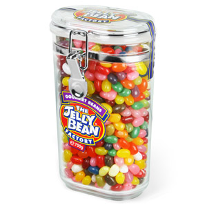 Jelly Bean Factory Jellybean Jar 700g