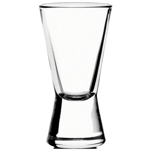 Biconic Shot Glasses 1.2oz / 35ml