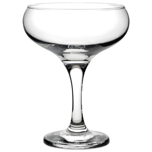 Bistro Champagne Saucers 9.7oz / 275ml