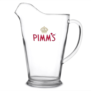 Pimm's Acrylic Jug 60oz / 1.7ltr