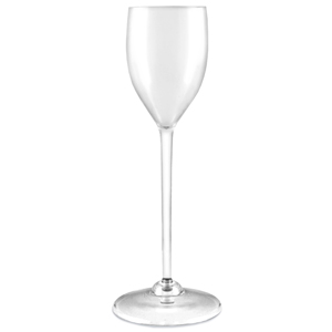 Giant Acrylic White Wine Glass 352oz / 10ltr