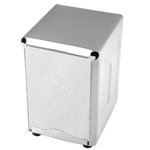 Stainless Steel Serviette Dispenser with 300 Serviettes