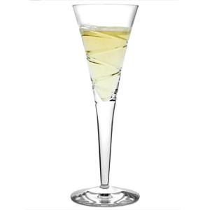 Jasper Conran Aura Champagne Flutes 7oz / 200ml