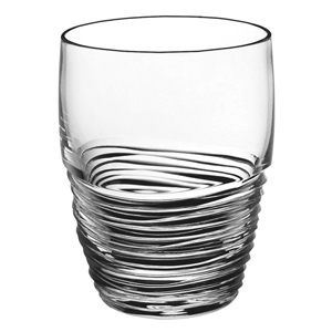 Jasper Conran Strata Tumbler Glasses 11.3oz / 320ml