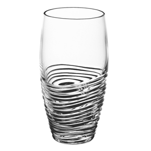 Jasper Conran Strata Long Drink Glasses 14oz / 400ml