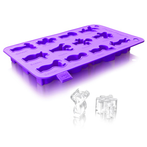 VacuVin Ice Cube & Baking Tray