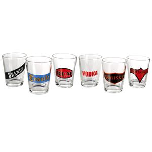 Spirituous Beverages Shooter Glasses 1.75oz / 50ml