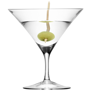 LSA Bar Martini Glasses 6.4oz / 180ml