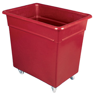 Longlife Bottle Trolley 135ltr Maroon