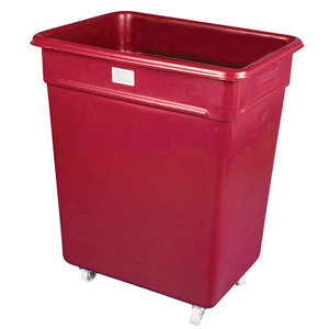 Longlife Bottle Trolley 150ltr Maroon