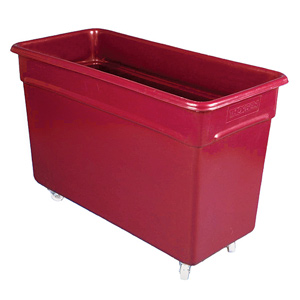 Longlife Bottle Trolley 165ltr Maroon