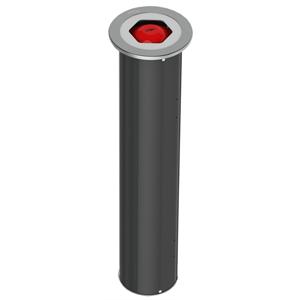 Bonzer Plastic Elevator Cup Dispenser 600mm (69-74mm Gasket)