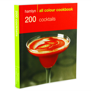Hamlyn All Colour Cookbook: 200 Cocktails
