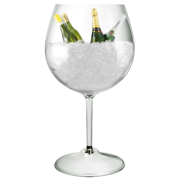 Giant Acrylic Wine Glass 2465oz 70ltr Drinkstuff
