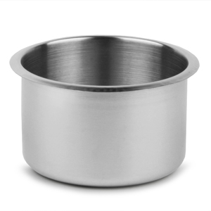 Stainless Steel Poker Table Cup Holder Large