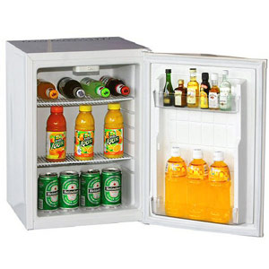 Caldura Mini Fridge 40ltr White