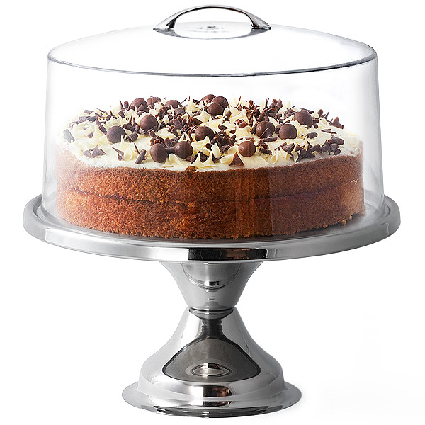 metal cake stand stainless steel cake stand and metal handle cake dome 12 5843