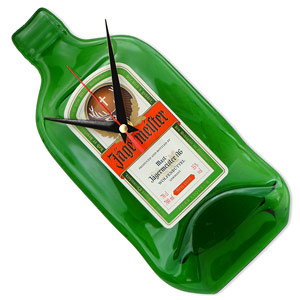 Jagermeister Bottle Clock