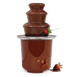 Cacao Chocolate Fondue Fountain