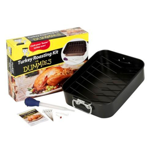 Turkey Roasting Kit For Dummies