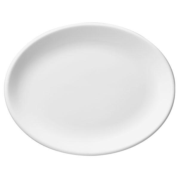 Churchill White Oval Plate / Platter D8 8inch / 20.3cm  sc 1 st  Drinkstuff & Churchill White Oval Plate / Platter D8 8inch / 20.3cm | Oval Dinner ...