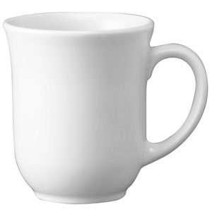 Churchill White Elegant Mug ME 10oz / 28cl