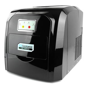 Ice Appliance Compact Ice Maker Black