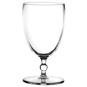 Glam Tritan Plastic Water Glasses 13.2oz / 375ml
