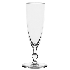 Glam Tritan Plastic Champagne Flutes 3.9oz / 110ml