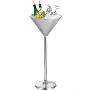 Remington Martini Glass Beverage Stand 151oz / 4.3ltr