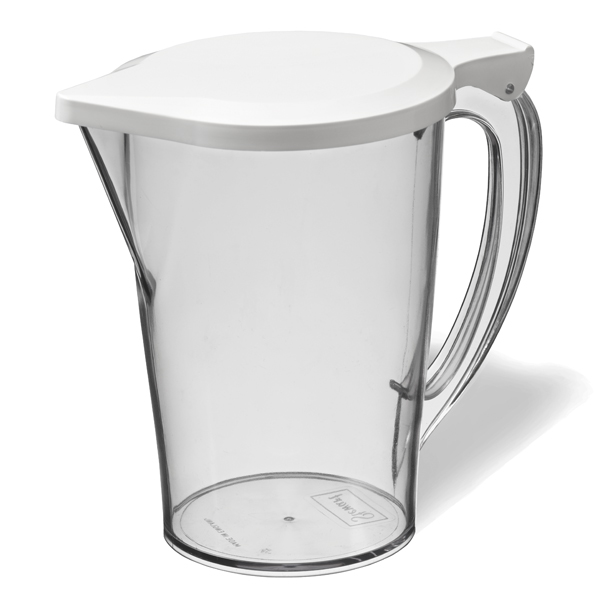 Stewart Serving Jug with Lid 17.6oz / 0.5ltr
