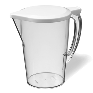 Stewart Serving Jug with Lid 35.2oz / 1ltr