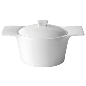 Utopia Anton Black Individual Casserole Dish 12.3oz / 350ml